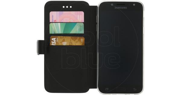 Azuri Wallet Magnetic Samsung Galaxy J5 (2017) Book Case Black