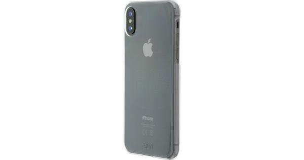 Azuri Apple iPhone X Back Cover Transparant