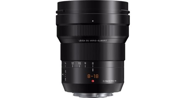 Panasonic Leica DG Vario-Elmarit 8-18mm