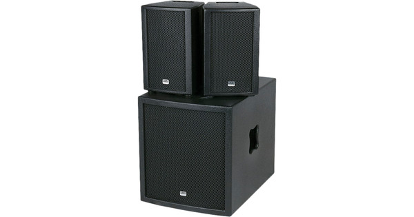 DAP-Audio Club Mate I (per pair with subwoofer)