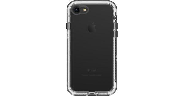 LifeProof Next Apple iPhone SE 2 / 8 / 7 / 6s / 6 Back Cover Zwart