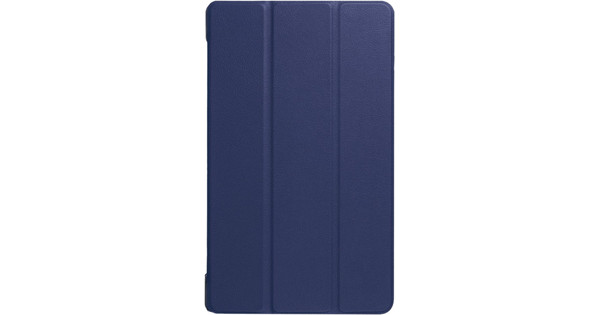 Just in Case Lenovo Tab 4 8 Plus Smart Tri-Fold Case Blue
