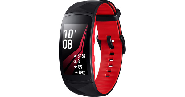 Samsung Gear Fit 2 Pro Black/Red L