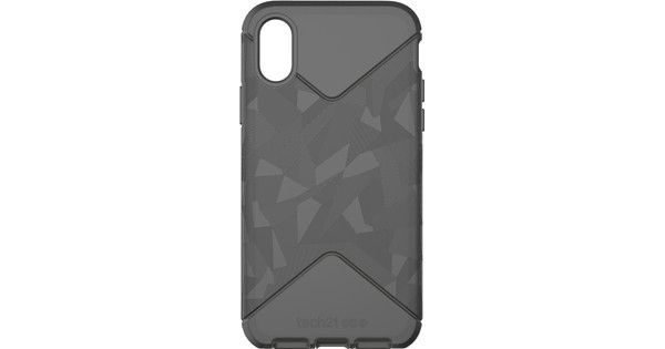 Tech21 Evo Tactical Apple iPhone X/Xs Back Cover Black