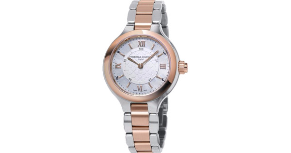 Frederique Constant Horological Delight Rosé Goud/Zilver