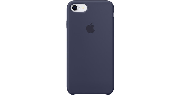 Apple iPhone 7/8 Silicone Back Cover Midnight Blue