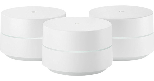 Google Wifi Multiroom wifi 3-Pack