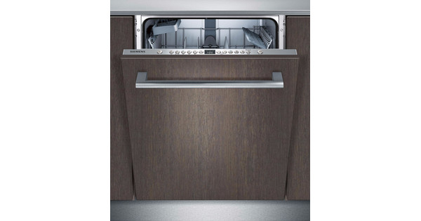Siemens SN636X03IE / Built-in / Fully integrated / Niche height 81.5-87.5cm