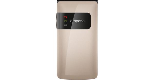 Emporia Flip Basic Senioren Telefoon Goud