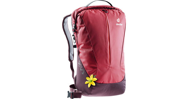 Deuter XV 3 15 inches Cranberry/Aubergine 21L - Slim fit