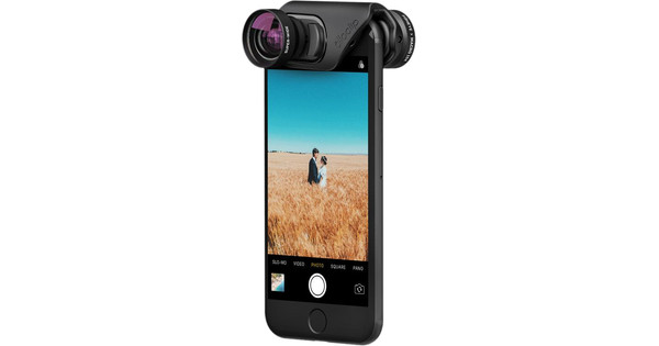 Olloclip Core Lens Set + 2 Cases for iPhone 7/8 and 7/8 Plus