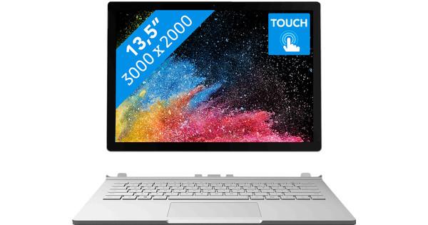 Microsoft Surface Book 2 - i7 - 8 GB - 256GB