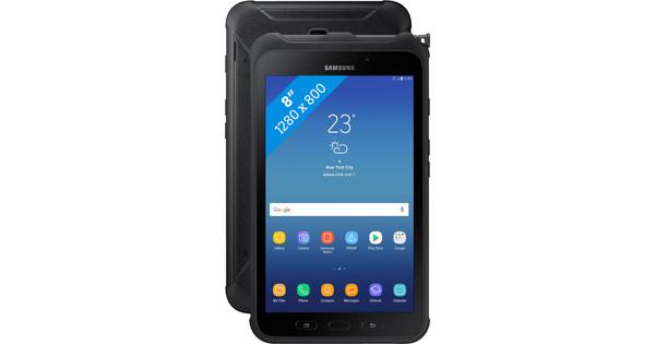 Samsung Galaxy Tab Active2 Wifi + 4G Zwart