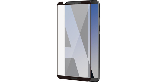 Azuri Huawei Mate 10 Pro Screen Protector Curved Tempered Glass Black