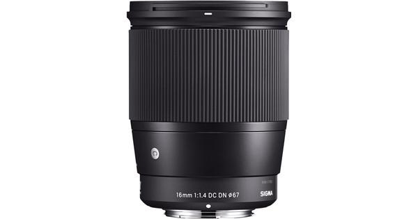 Sigma 16mm f/1.4 DC DN Contemporary Micro Four Thirds