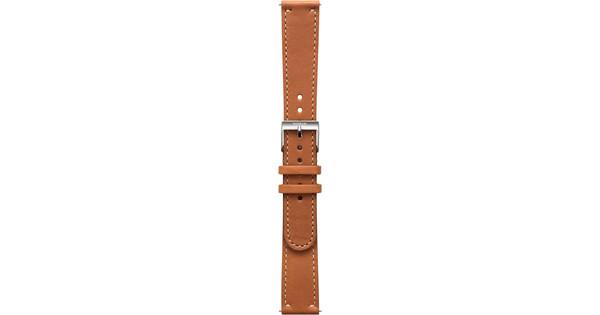 Withings 18mm Leren Horlogeband Bruin
