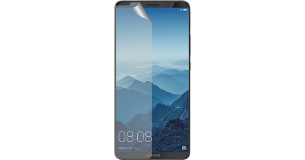 Azuri Huawei Mate 10 Pro Screen Protector Plastic Duo Pack