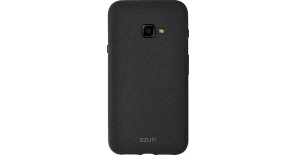 Azuri Flexible Sand Samsung Galaxy Xcover 4 / 4s Back Cover Zwart
