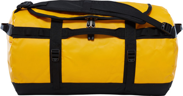 The North Face Base Camp Duffel S Summit Gold/TNF Black