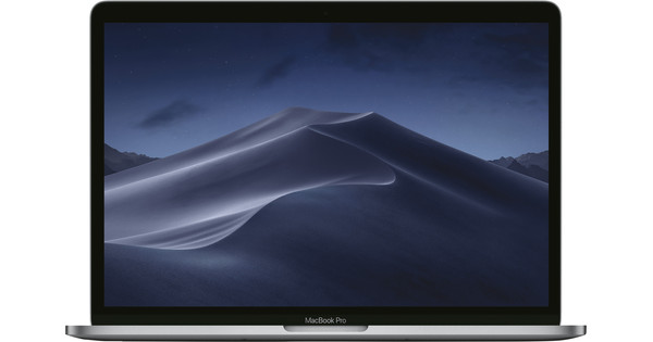 Apple MacBook Pro 15-inch Touch Bar (2017) 16GB/2TB 3.1GHz Space Gray