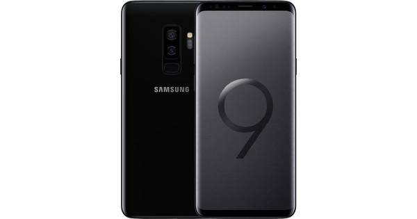 Samsung Galaxy S9 Plus 64GB Zwart