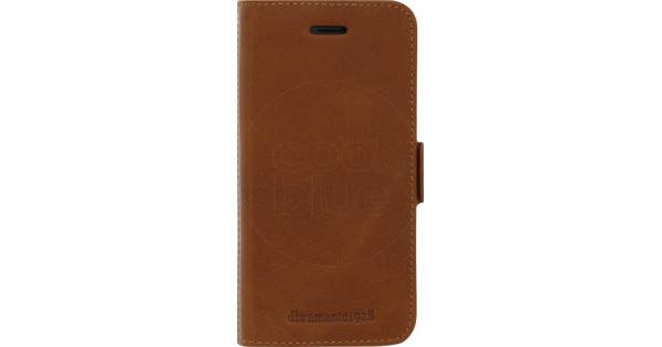 DBramante1928 Copenhagen Apple iPhone 6/6s/7/8 Book Case Brown