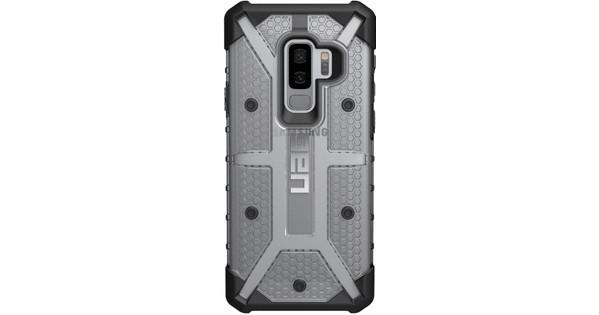 UAG Plasma Samsung Galaxy S9 Plus Back Cover Gray