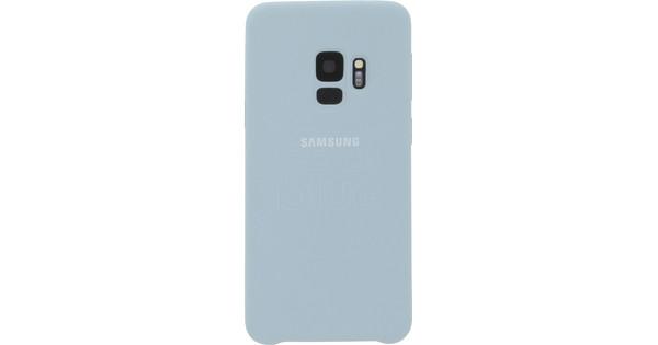 Samsung Galaxy S9 Silicone Back Cover Blauw