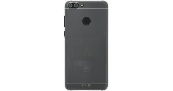Azuri Protection Huawei P Smart Full Body Transparant