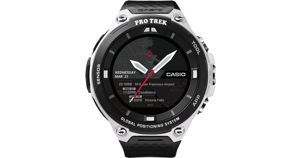 Casio Pro Trek Smart Outdoor Special Edition