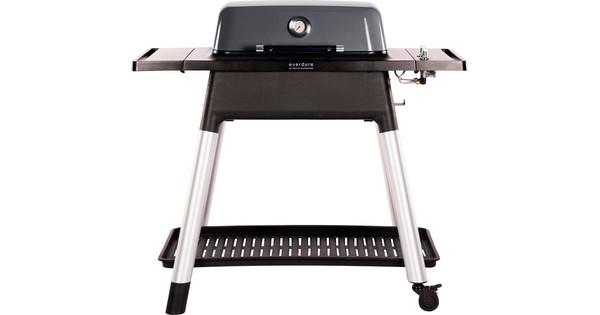 Everdure Force gas barbecue grijs
