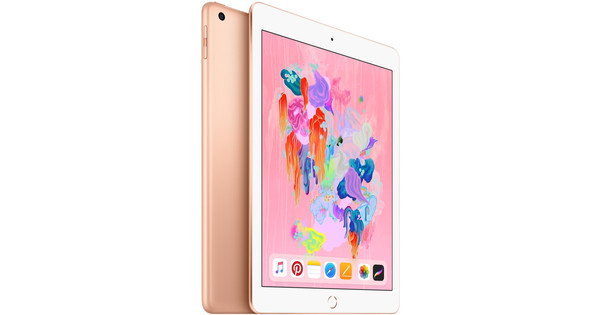 Apple iPad (2018) 32 GB Wifi Goud