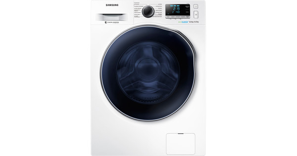 Samsung WD90J6A00AW EcoBubble - 9/6 kg