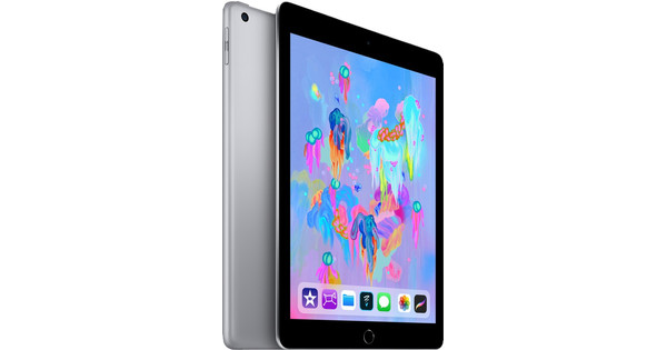 Apple iPad (2018) 128GB Wifi Space Gray