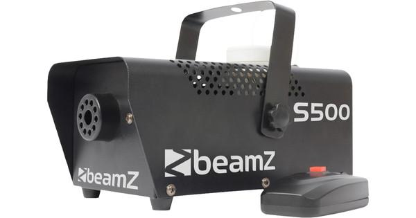 Beamz S500 Smoke machine incl. Liquid