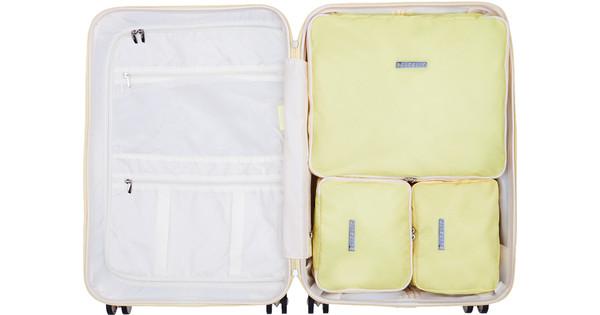 SUITSUIT Fabulous Fifties Packing Cube Set 66cm Mango Cream
