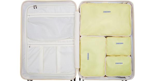SUITSUIT Fabulous Fifties Packing Cube Set 76cm Mango Cream