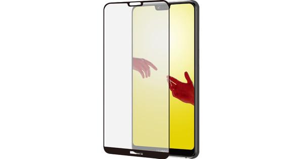 Azuri Tempered Glass Huawei P20 Lite Screen Protector Glass Black