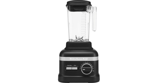 KitchenAid Artisan High Performance Blender Zwart