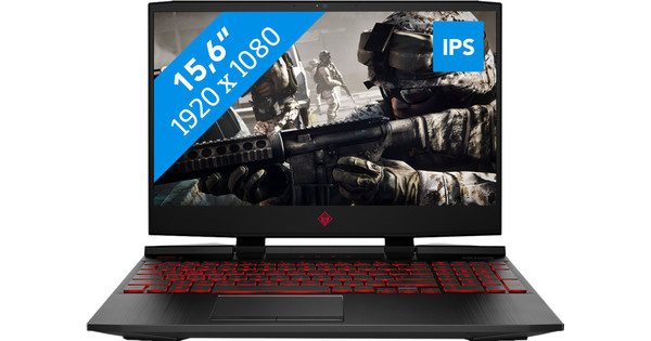HP Omen 15-dc0977nd