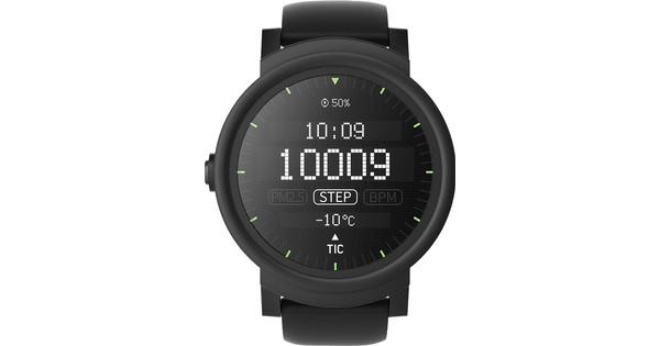 Ticwatch E Smartwatch Shadow