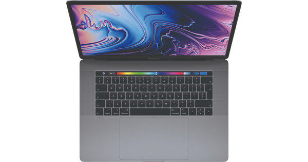 Apple MacBook Pro 15-inch Touch Bar (2018) 16GB/1TB 2.2GHz Space Gray