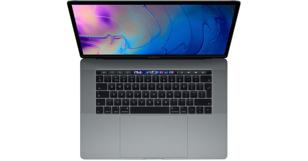 "Apple Macbook Pro 15"" Touch Bar (2018) 16GB/4TB 2,9GHz Space Gray"