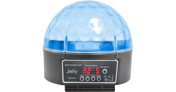 BeamZ Magic Jelly DJ Ball DMX