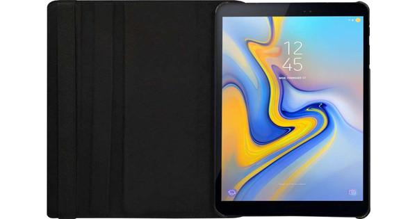 Just in Case Samsung Galaxy Tab A 10.5 Rotating 360 Case Black
