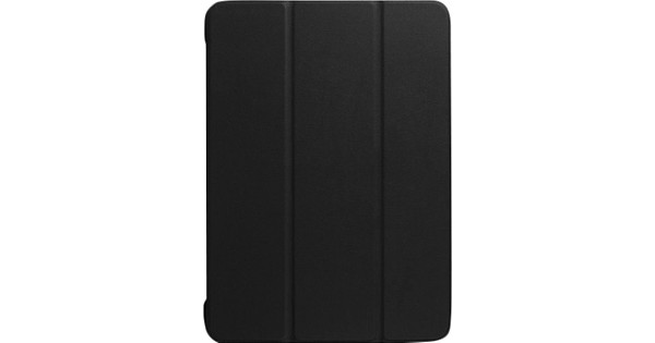 Just in Case Samsung Galaxy Tab S4 Smart Tri-Fold Case Zwart