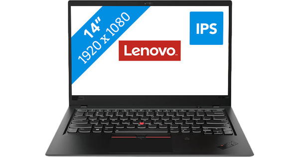 Lenovo Thinkpad X1 Carbon i7 - 8GB - 256GB SSD