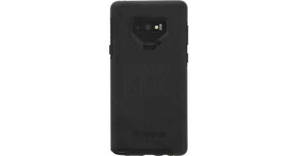 OtterBox Symmetry Galaxy Note 9 Back Cover Black