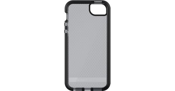 Tech21 Evo Mesh Apple iPhone 5/5S/SE Back Cover Zwart