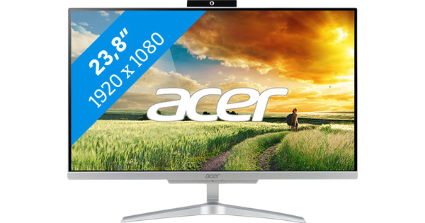 Acer Aspire C24-865 I3414 Pro NL All-in-One